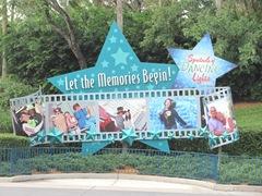 Disney trip Hollywood studios film strip