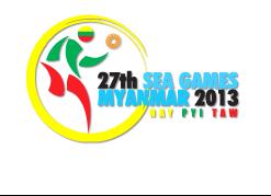 sukan SEA 2013 Myanmar