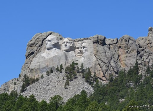 Our fist glimpse of the Presidents