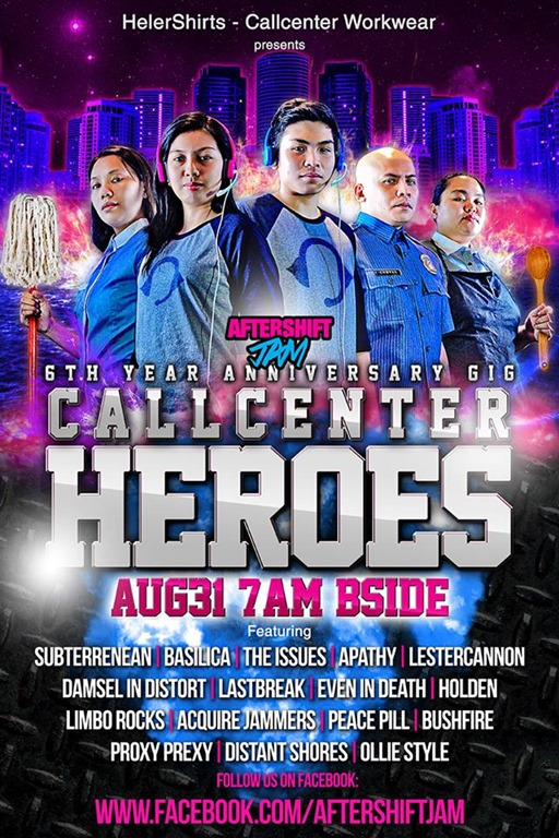 Call Center Heroes