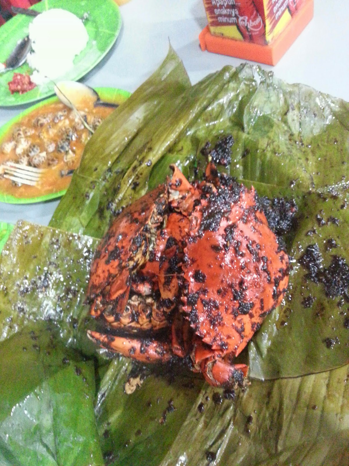 onetwotreat: Acui Bola Seafood, Pantai Indah Kapuk Jakarta