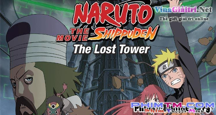 Naruto: Shippuuden Movie 4 -
