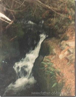 BWCA - Waterfall
