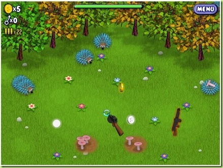 gioco Mushroom madness