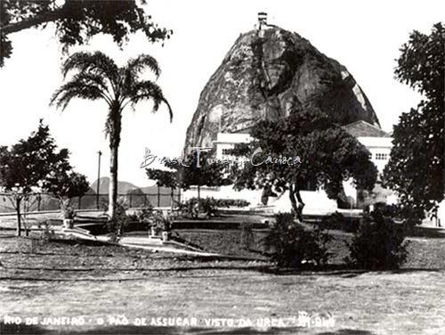 bondinho pao de acucar 1912 - 8