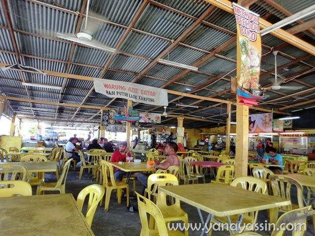Restoran Aziz Satar