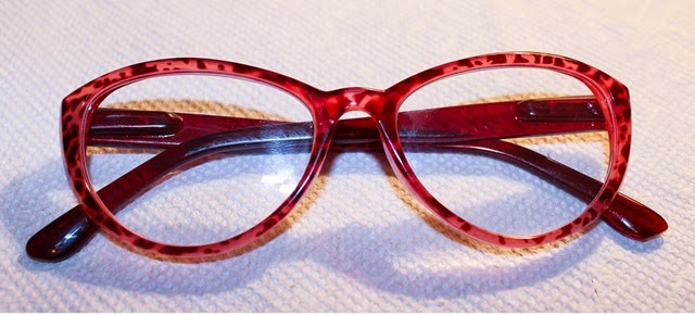 Ethel Readers Red Leopard