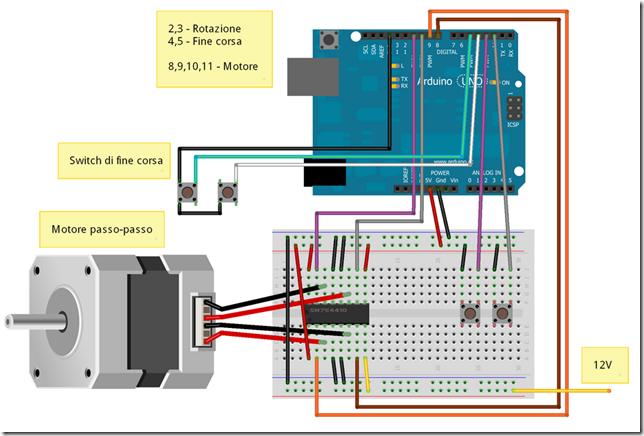 Fritzing Arduino