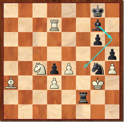 Ivanchuk vs Nakamura, Rd 8, Paris FIDE GP 2013