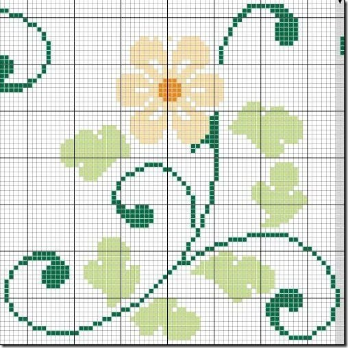 Ponto Cruz-Cross Stitch-Punto Cruz-Punto Croce-Point de Croix-205