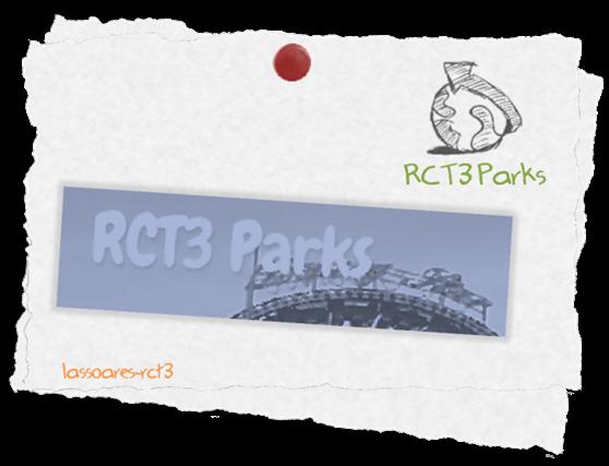 Novos parceiros (RCT3 Parks) lassoares-rct3