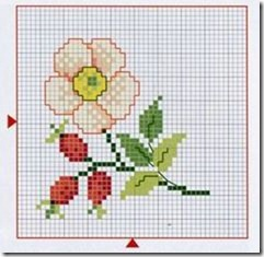Ponto Cruz-Cross Stitch-Punto Cruz-Punto Croce-Point de Croix-208