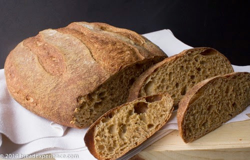 Naturally Sweet and Tender Sprouted KAMUT Flour Bread