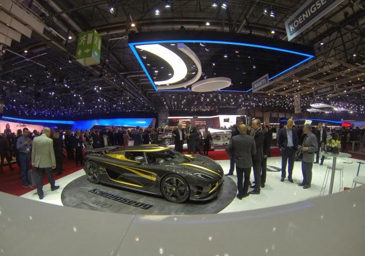 Koenigsegg%252520Agera%252520S%252520Hundra%2525206 Koenigsegg One:1   One HP per Kilogram Hypercar