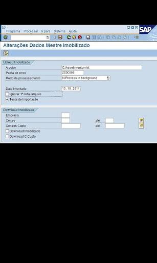 SAP asset PRO