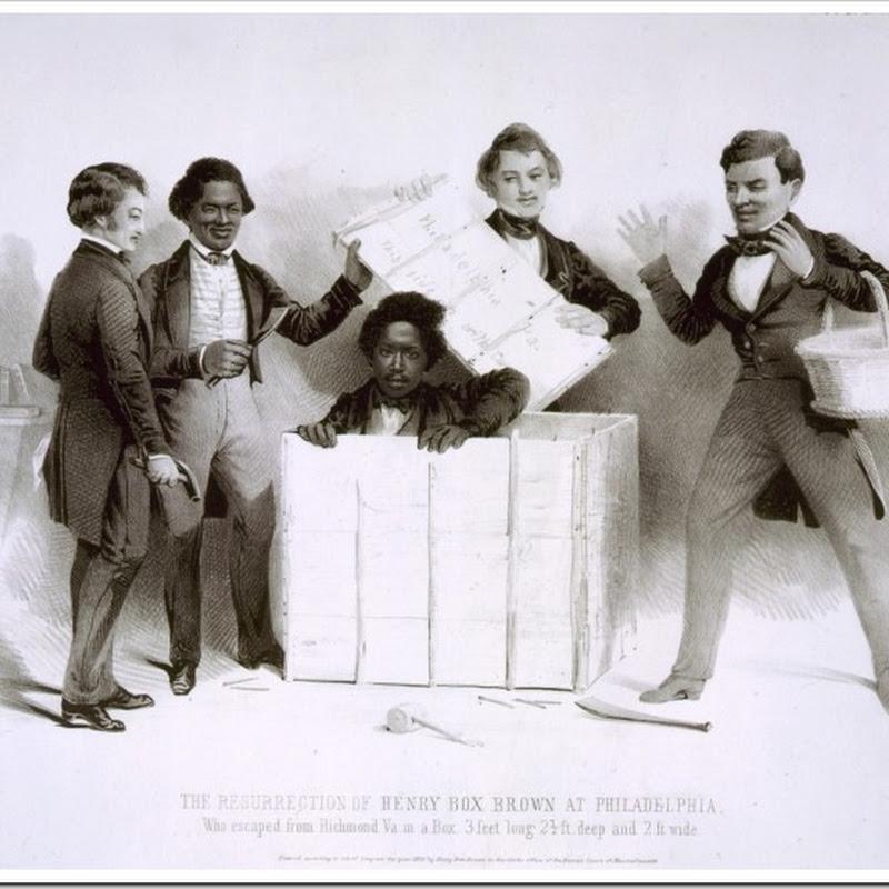 O escravo que ganhou a liberdade  enviando a si mesmo pelo correio
