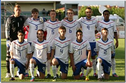 Holanda en Toulon