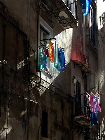 Par les rues de Naples