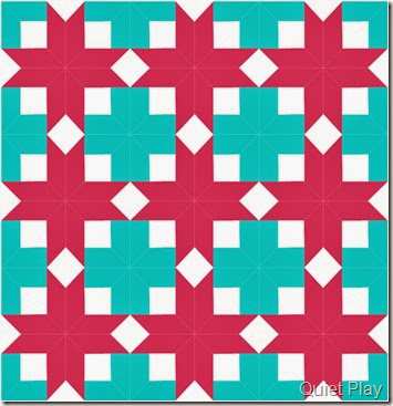 Star Plus 9 blocks