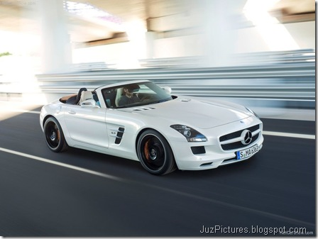 Mercedes-Benz SLS AMG Roadster 9