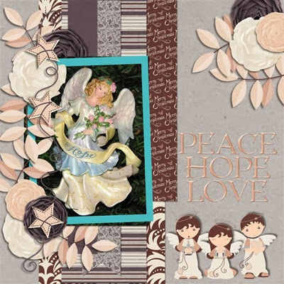Romajo - Gabriels Message - Peace Hope Love