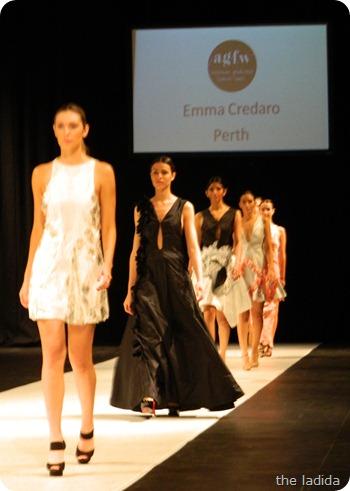 Emma Credaro - AGFW Fashion Show (6)