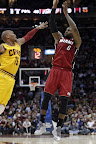 lebron james nba 130320 mia at cle 22 Tale of Two Halves, Two Pairs. LeBron, Heat Erase 27 Point Deficit for Win #24!