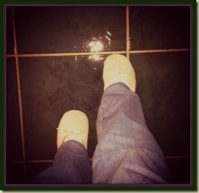 13.  Walking