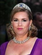 Maria Theresa - Grand Duchess Marie Adelaide's Tiara