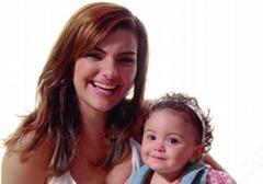 candinha - 06 - Mayana Neiva e a sobrinha