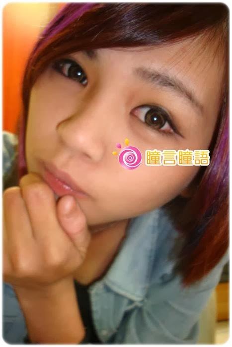 日本EOS隱形眼鏡-Barbie Doll芭比娃娃咖10
