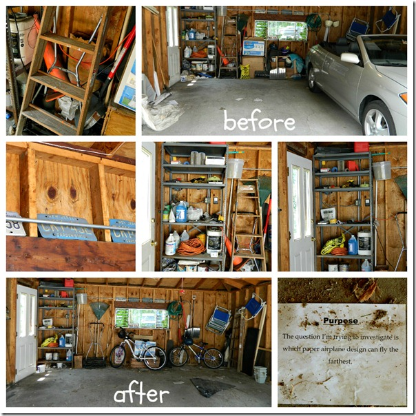 Garage Collage