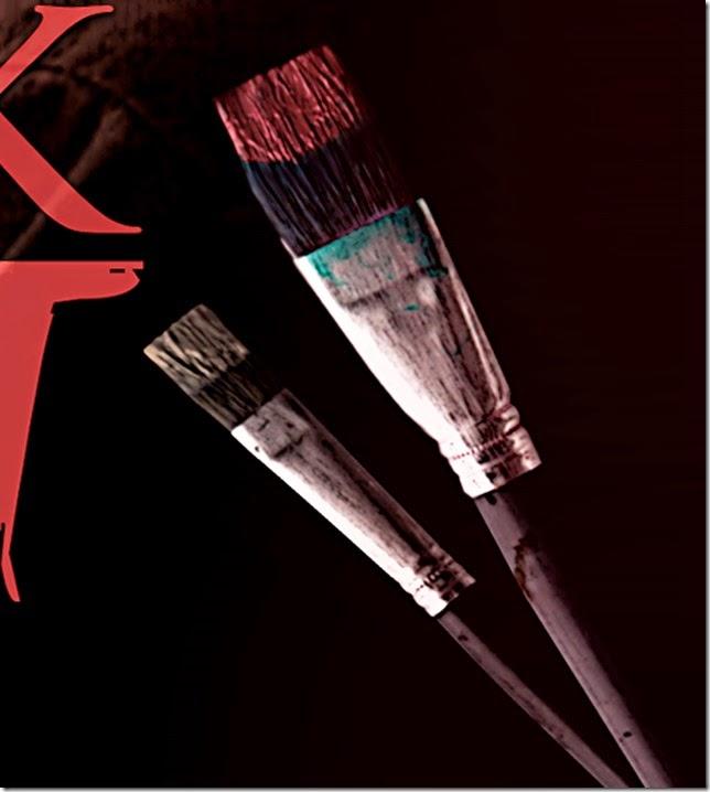 work of art piaint brushes
