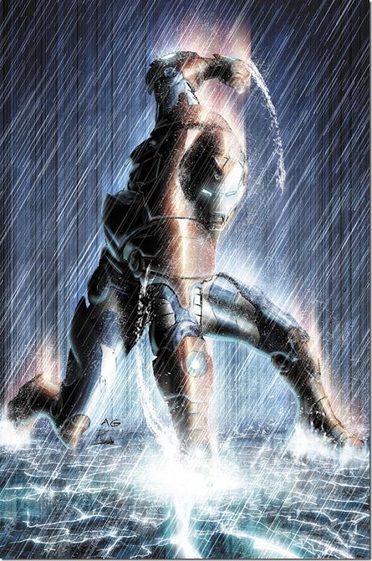 Iron man ,Anthony Edward ,Tony Stark (138)
