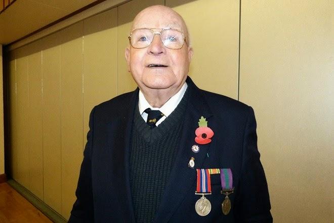 Ветеран Второй мировой
