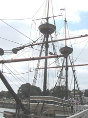 Plymouth Mayflower 8.13 2 crows nest2