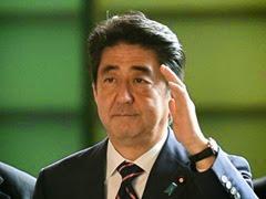Primeiro-ministro japonês Shinzo Abe