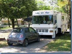 7783 KOA Niagara Falls - motorhome & rental car