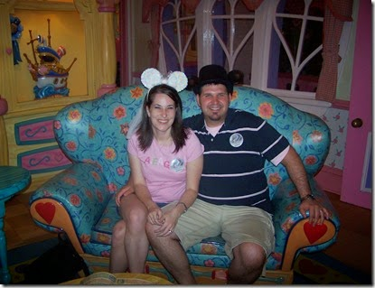 Disney World honeymoon (3)