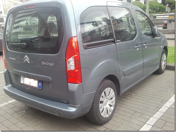 Citroen Berlingo 2