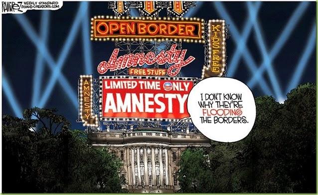 amnesty surprise ramierez style