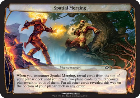 空間の接合/Spatial Merging