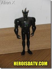 alien x Bonecos Ben 10 Força Alienígena - brinquedos