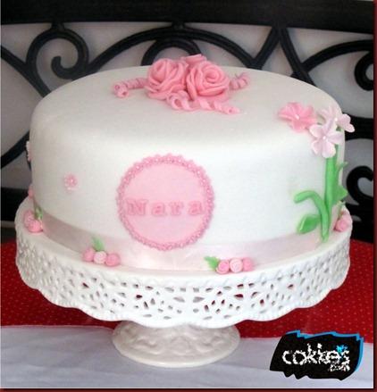 bolo flores, bolo florido, bolo rosas, cake flowers, bolos decorados maceió-AL, bolos fabiana correia, cakkes