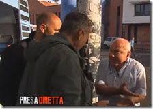 Iacona parla con i due autisti