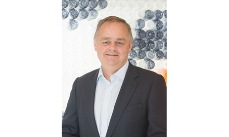 Clive Smith, Zone Vice President for Sidel Greater Middle East and Africa
