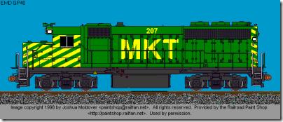 MKT GP-40 207