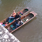 CURS punting with freshers