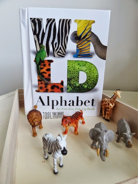 Wild Alphabet 1