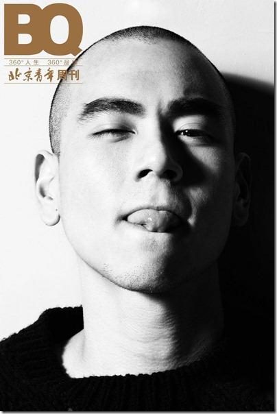 彭于晏 BQ 北京青年周刊